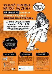 Plakat Murowana Goślina