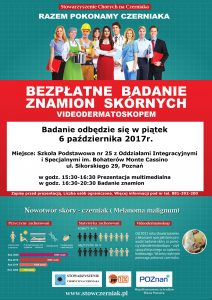 Plakat Szkoła Sikorskiego