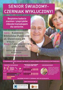 Senior Świadomy wykład Kaźmierz