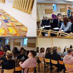 Warsztaty edukacyjne ZSO Poznań Sprawdzaj znamiona